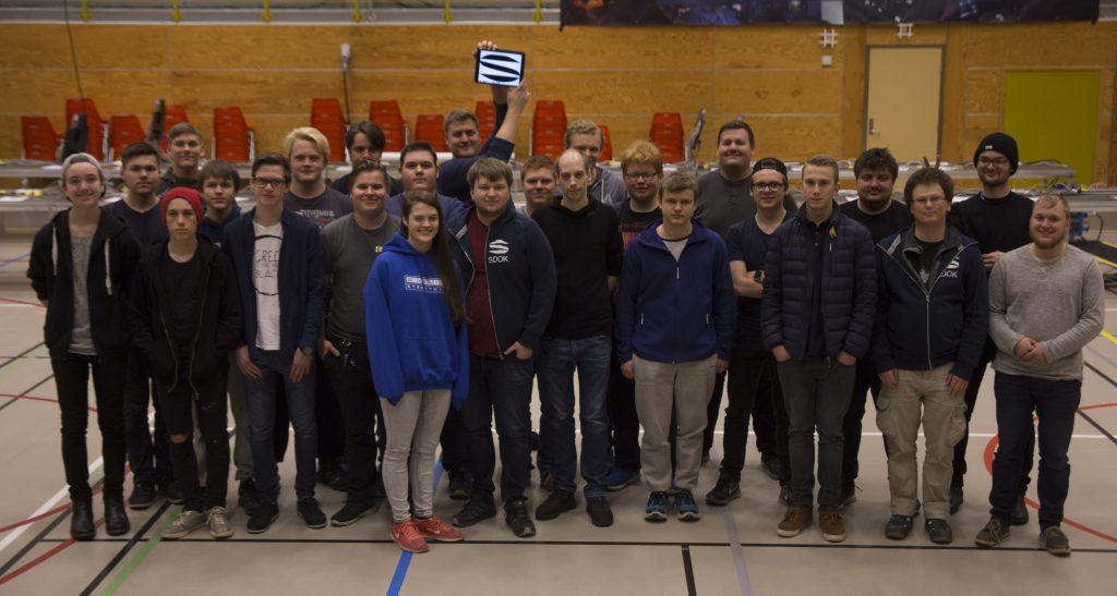 VatneLAN Crew 2018 Høst