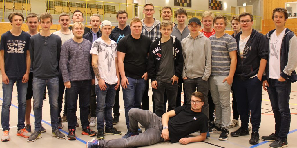 VatneLAN Crew 2016 Høst